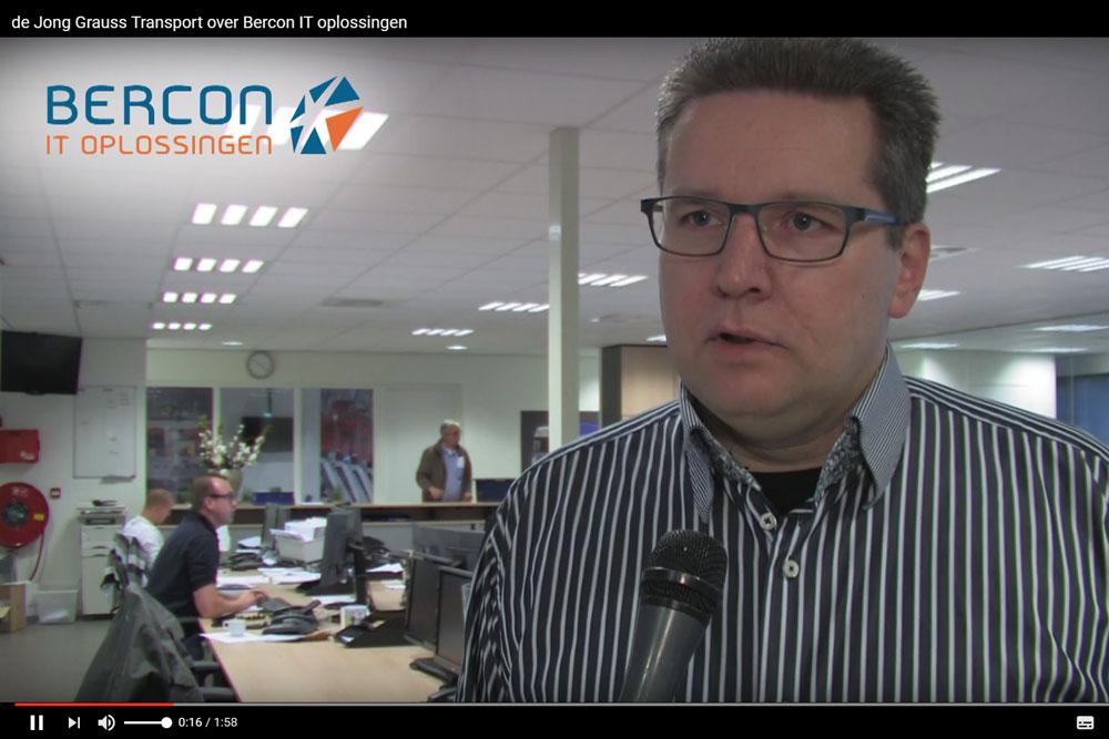 Referentiefilmpje De Jong Grauss Transport