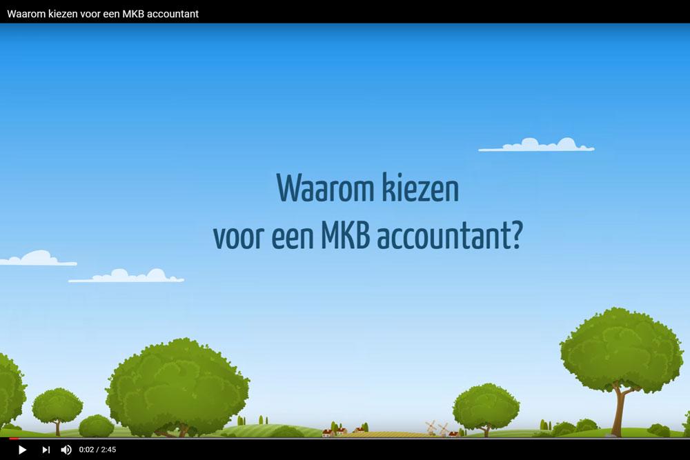 Animatiefilmpje: Waarom kiezen voor een MKB accountant